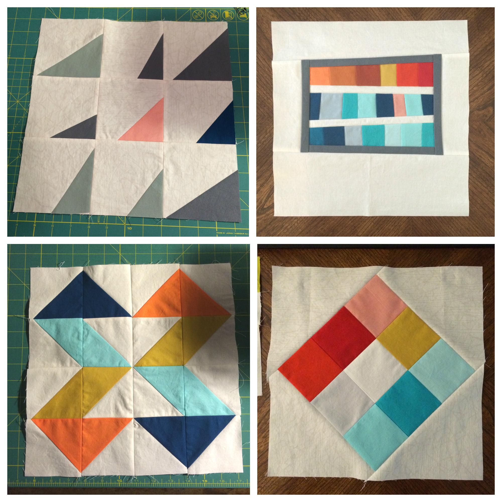 Quilt squares in casey's quilt