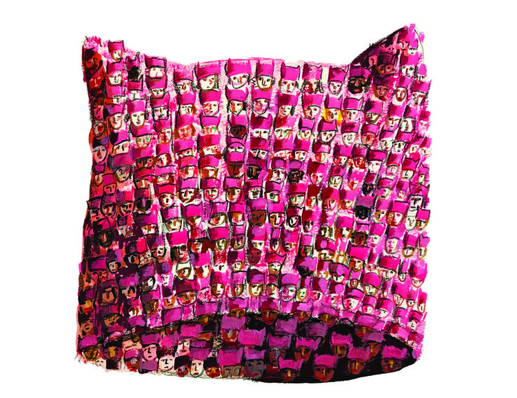 Patterns Pussyhat Project