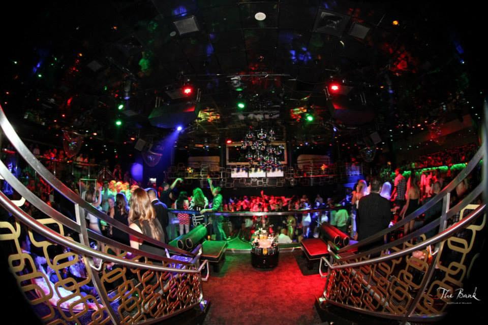 bank nightclub