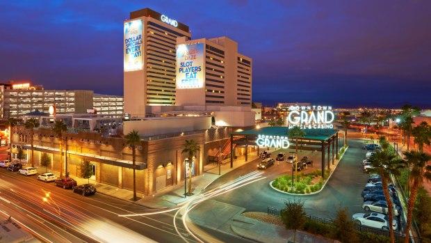 downtown grand hotel las vegas