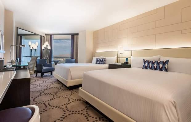 harrahs las vegas hotel deals