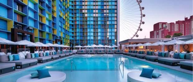 linq las vegas hotel package deal