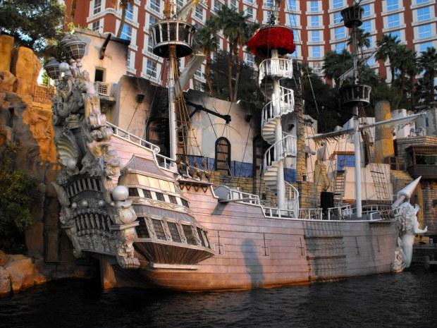 Treasure Island Las Vegas Deals