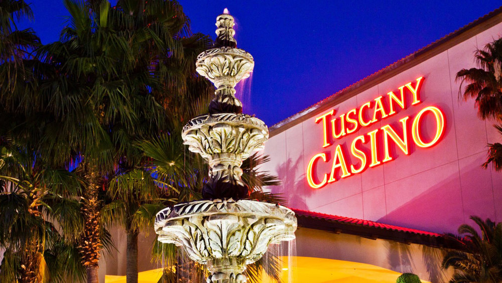 tuscany las vegas package