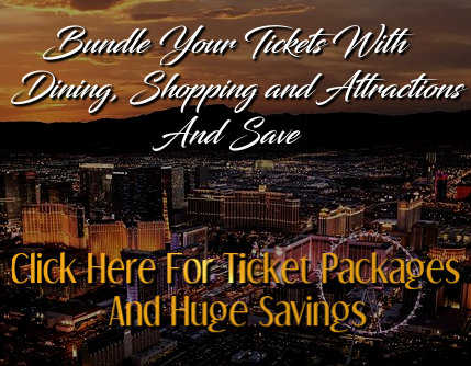 discount vegas show tickets