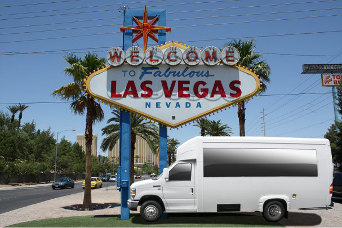 las vegas airport shuttle