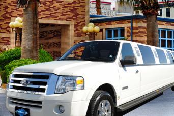 Strecth SUV Las Vegas