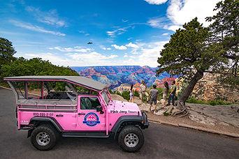 pink jeep tour las vegas