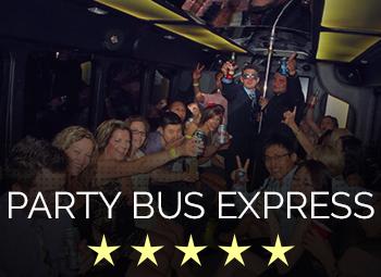 party bus las vegas