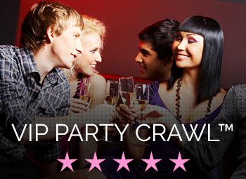VIP Party Crawl