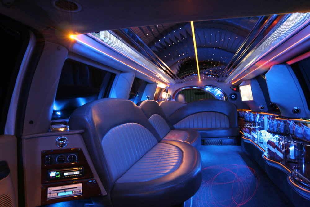 las vegas limousine services
