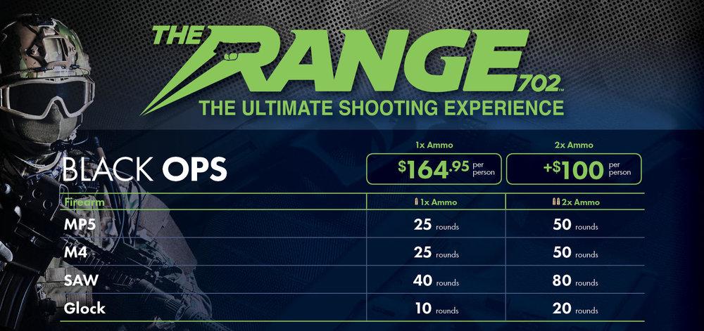 las vegas shooting ranges