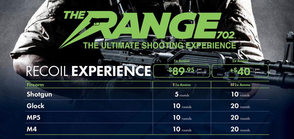 shooting range las vegas