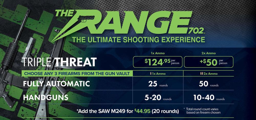 shooting range in las vegas