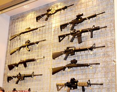 Choose From The Gun Vault