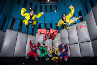Vegas Indoor Skydiving TIckets