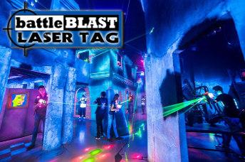 battle blast laser tag las vegas