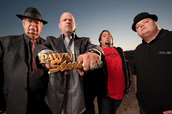Pawn Stars Bus Tour