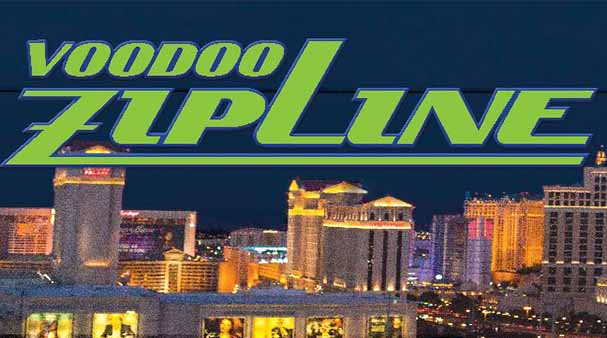 Voodoo Zip Line Las Vegas Attraction