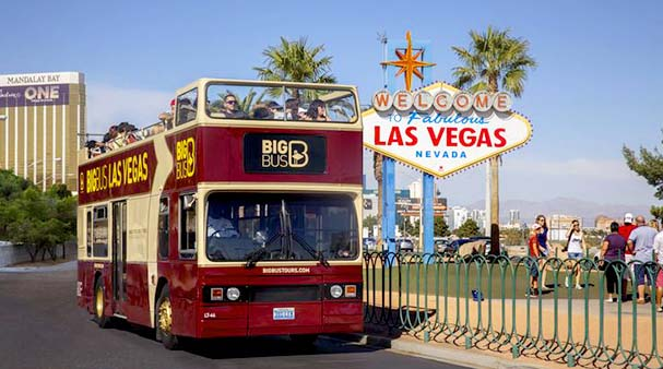 big bus las vegas attractions
