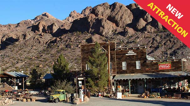 Eldorado Canyon LAs Vegas attractions