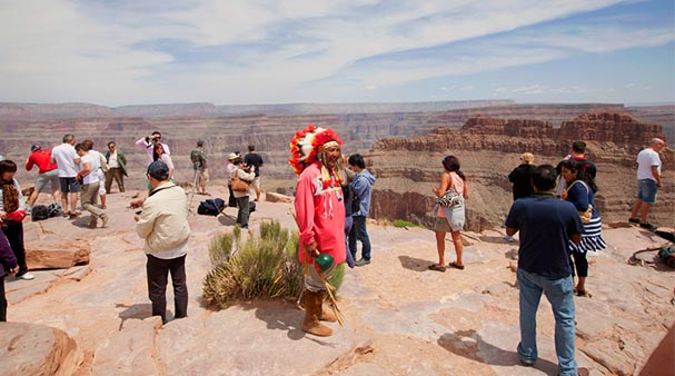 grand canyon las vegas attraction