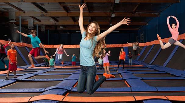 las vegas trampoline park