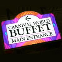 Carnival World Buffet - 25% OFF DINNER BUFFET