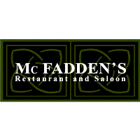 McFadden's - 30% Off When You Spend $70+Before 10pm (Must purchase 1 food item, not valid with other discounts, limit one coupon per party/day.)