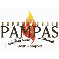 Pampas Churrascaria - $24.95 for All You Can Eat Meat Rodizio (Reg $49.95) from 4PM to Close OR Free Entrée or Appetizer or Drink Package with purchase of the same, equal or lesser value from 9pm to Close
