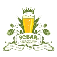 ReBar - BUY ANY SAUSAGE or VEGAN KIELBASA, get a FREE DRAFT BEER, WELL DRINK or WHITE WINE or GET A FREE DRAFT BEER, WELL DRINK or WHITE WINE with any $25 Antique / Collectible Purchase