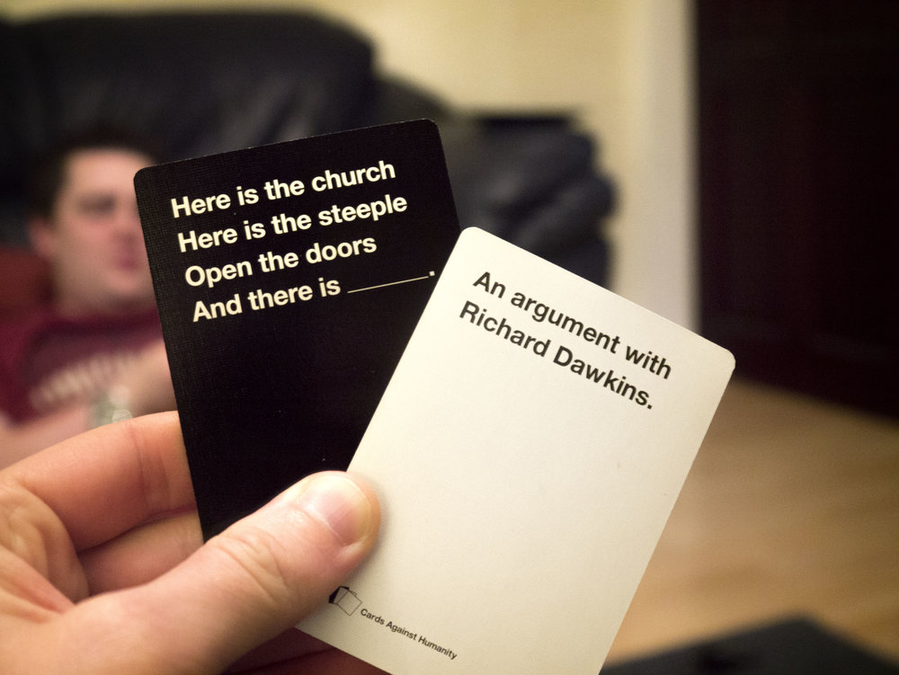 Image Credit: Cards Against Humanity