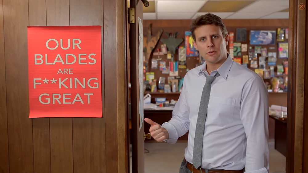 Image Credit: Dollar Shave Club