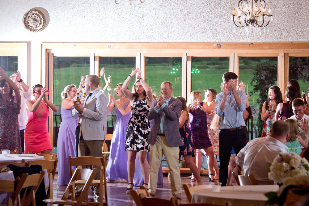 anderson sc south carolina wedding ceremony and reception dj lighting photo booth famzing the oaks wedding venue