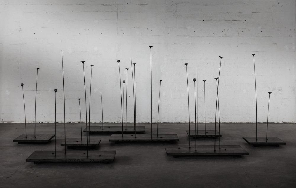 FIORI sculptures