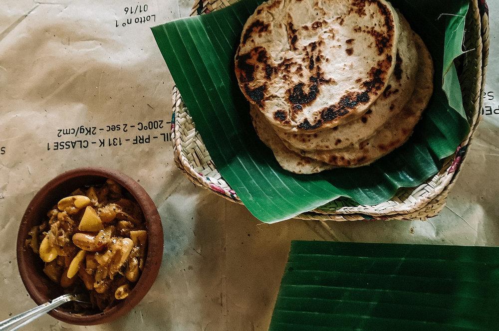 Roti, Šri Lanka