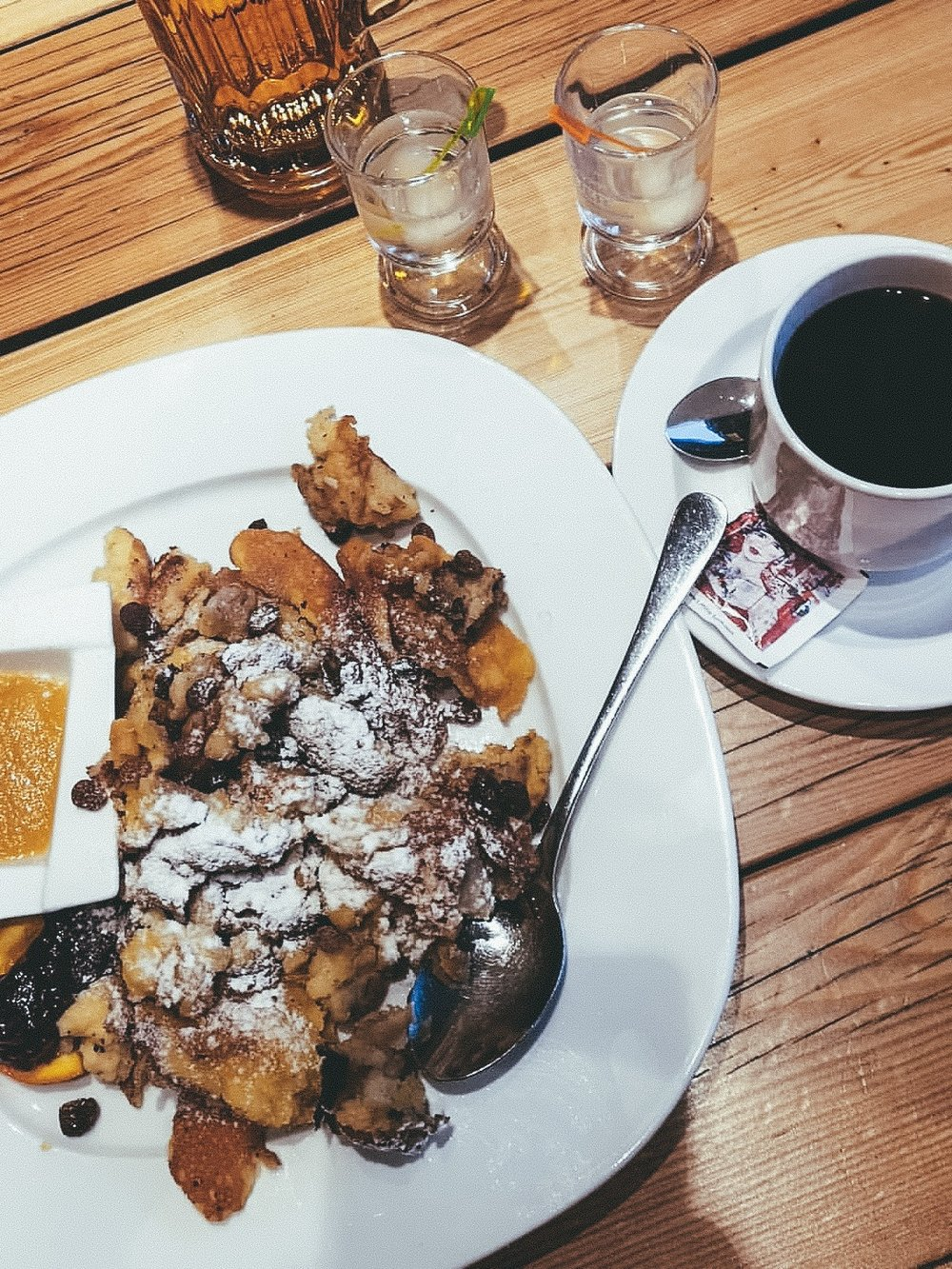 Kaiserschmarrn & Williams