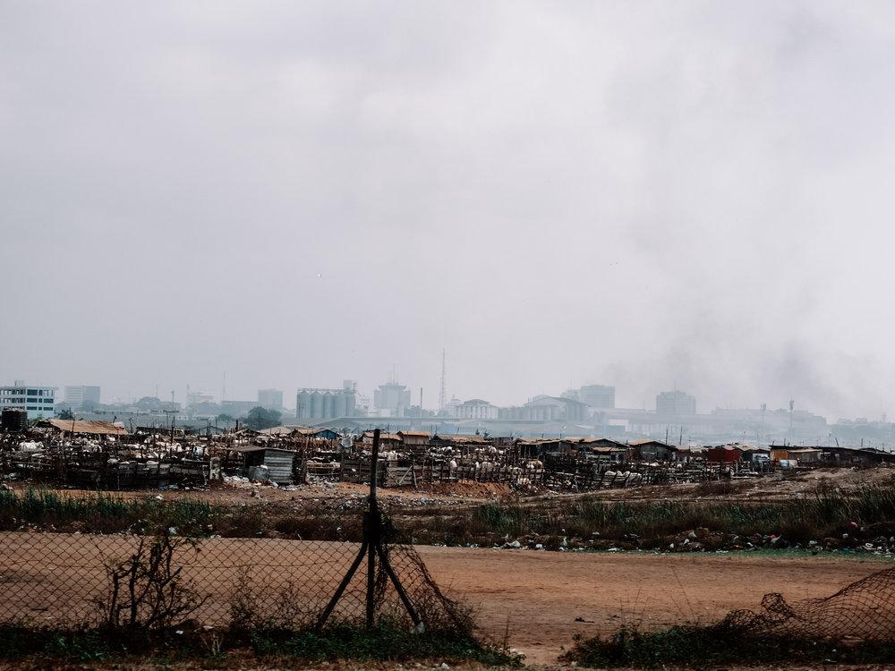 Sodoma i Gomora, Shanty Town