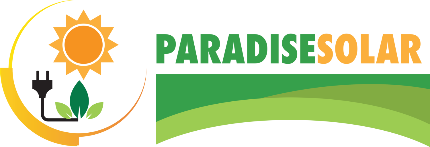 Paradise Solar, Residential and Commercial Energy Saving Solutions