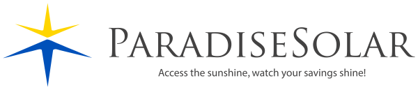 Paradise Solar, Residential & Commercial Energy Solutions