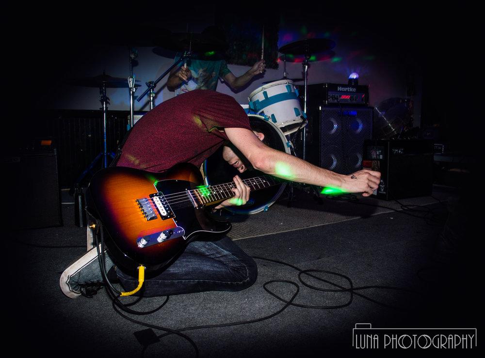 Jake Feldman of Callout, Shakers Pub, November 2016 PHOTO: ANGELICA PASQUALI,  LUNA PHOTOGRAPHY