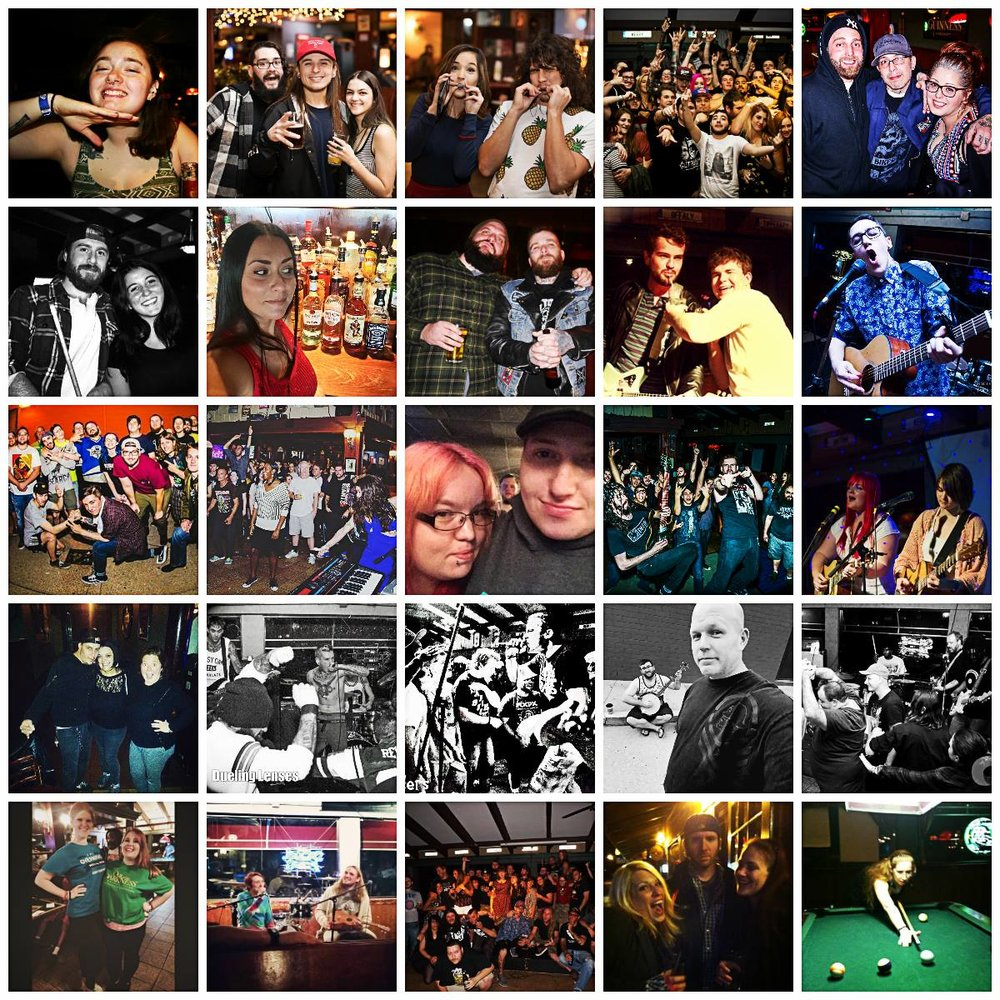 Photos of Memorable Moments at OBriens, Provided by Maxwell Peters &  Planet of Sound Promotions