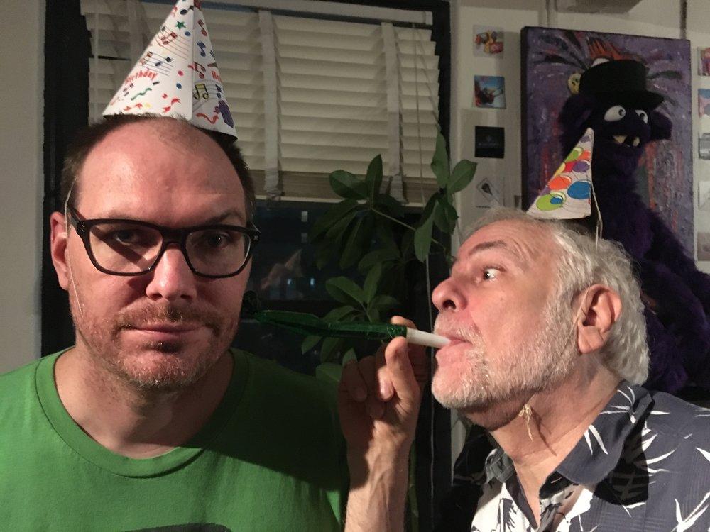 Happy birthday, motherfucker!
