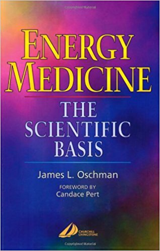 Energy Medicine: The Scientific Basis by James L. Oschman - This book, written by a well-known scientist with a background in biophysics and biology brings together evidence from a range of disciplines to provide an acceptable explanation for the energetic exchanges that take place in all therapies. It addresses a growing interest in the field of mind-body medicine and the role of natural