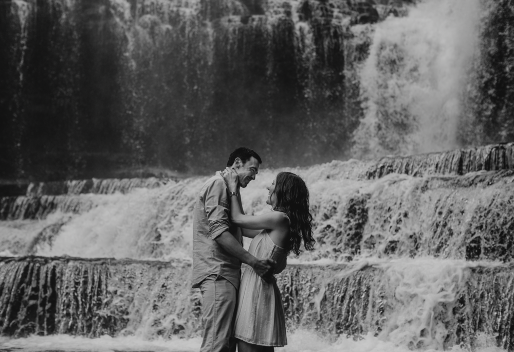 VOW RENEWAL CLASSIC | WATERFALLS OF TENNESSEE