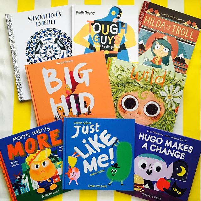 We have a wonderful selection of @flyingeyebooks in our pop-up story space at #familyxmasfest - come and have a read #bath #events #family
