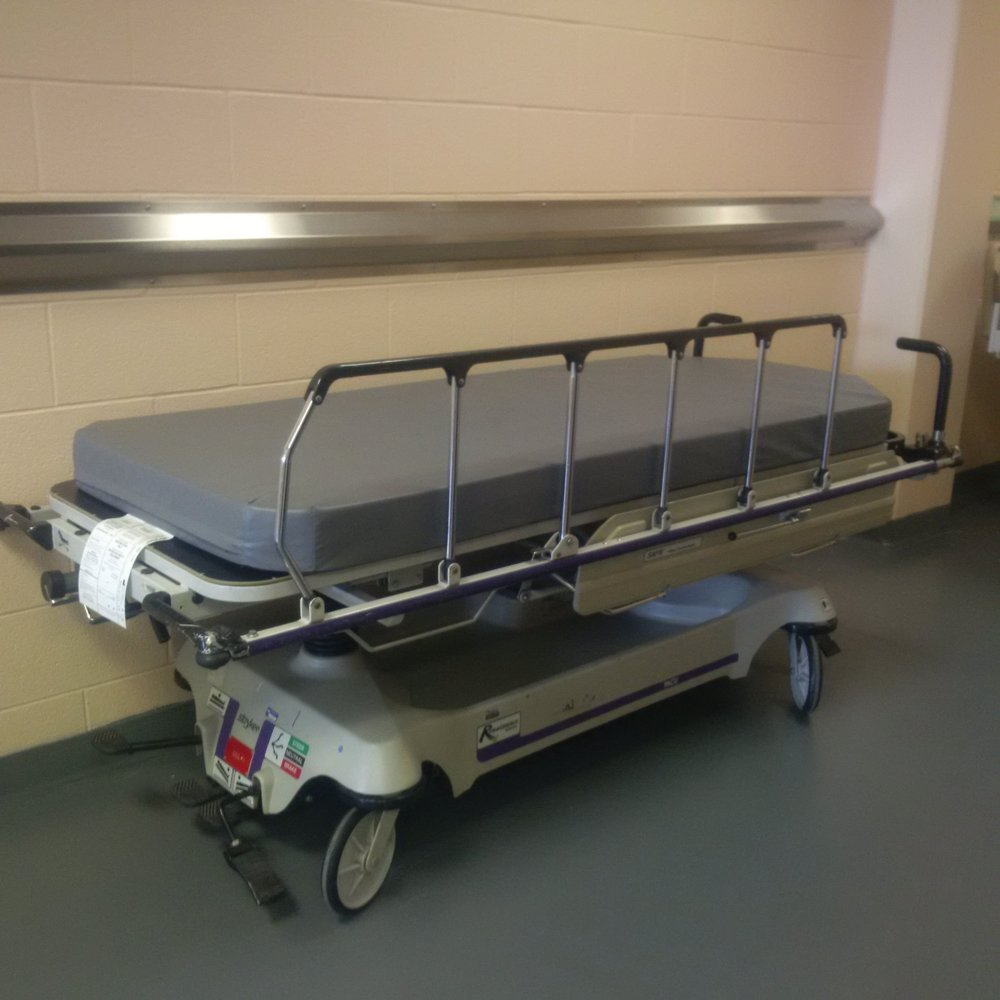 - Beds and Stretchers