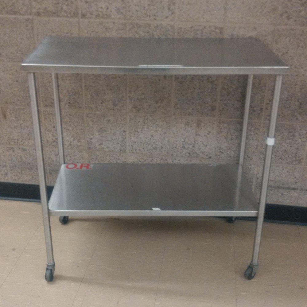 - Carts and Tables