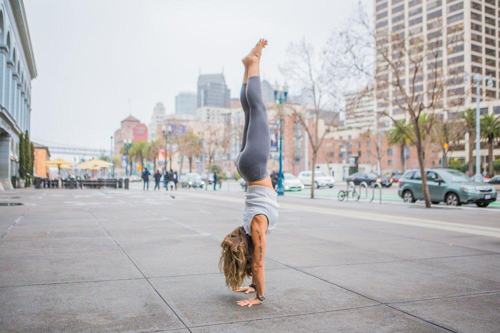 Dana Damara, Yoga instructor