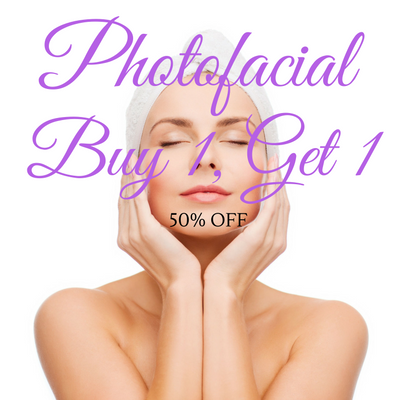 Photofacial. Buy 1, Get 1 50% OFF!